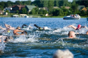 July 11th Triathlon in Elysian, MN